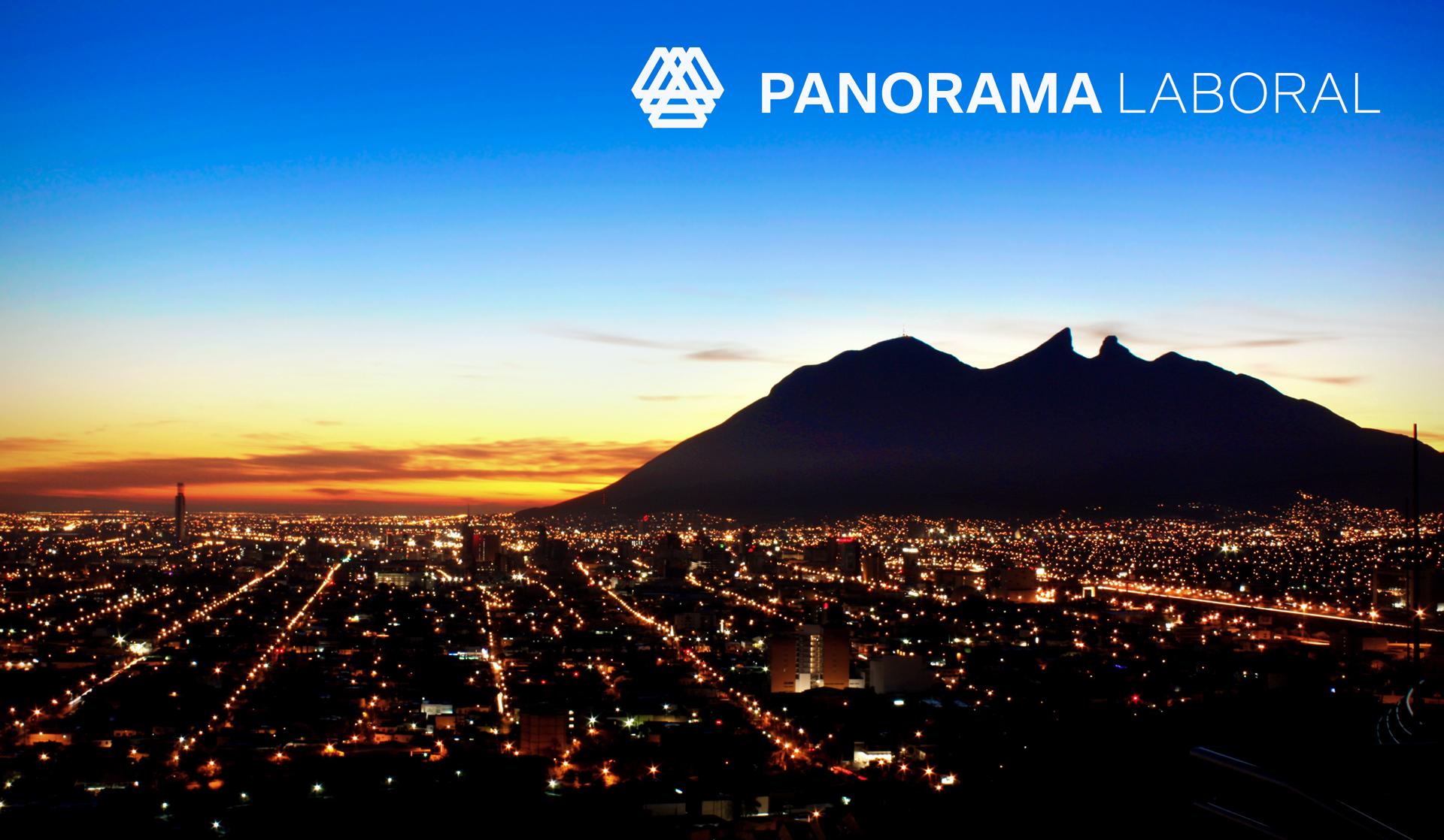 En este nuevo Panorama Laboral, Nuevo León se encuentra en alza de trabajos mientras que la 3ra ola de COVID-19  amenaza los avances que ha tenido el mercado laboral.